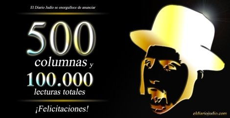FELICITACIONES 500 COLUMNAS